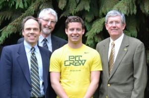 Bruce, Scott, Andrew, President