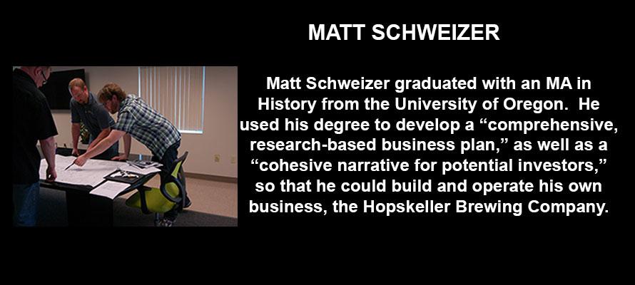 Matt Schweizer