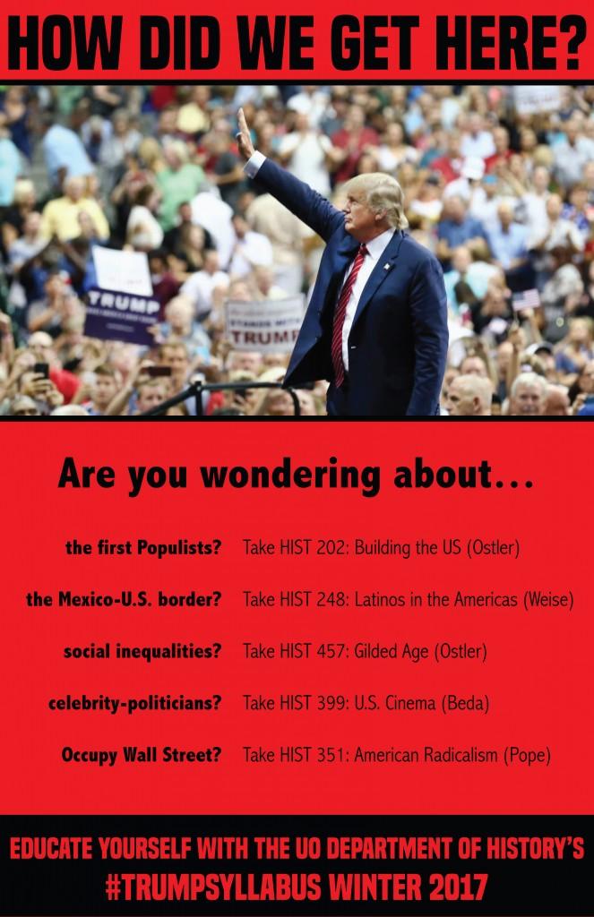 #Trumpsyllabus