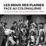 book cover showing historical photo of Sioux natives