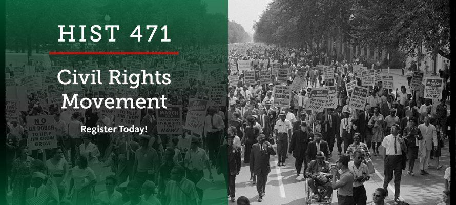 HIST 471: Civil Rights Movement
