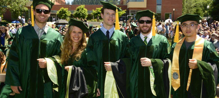 2017 PhD Graduates